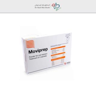 الدكتور رائد - التحضير للتنظير الهضمي السفلي باستخدام MoviPREP