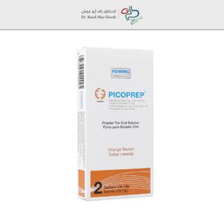 الدكتور رائد - التحضير للتنظير الهضمي السفلي باستخدام PICOPREP