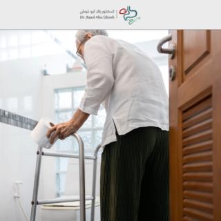 الدكتور رائد - مشاكل الأمعاء عند المسنين